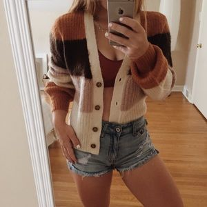 Fall cardigan